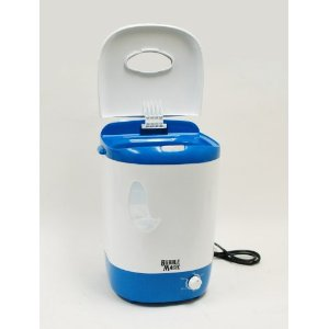 This 5 Gal Portable Washer Has Minimal Water Usage And Minimal Electricity  Consumption.