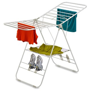 Honey-Can-Do Portable Folding Indoor Clothes Drying Rack for Laundry,  Foldable,