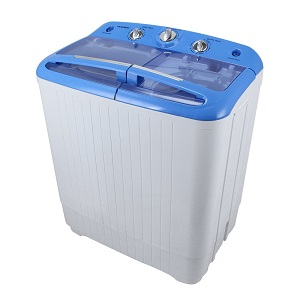 Beautiful Portable Small Mini Dorm RV Compact 9 Lbs. Washing Machine Spin Dryer  Laundry For Small