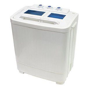 XtremepowerUS Portable Compact Washer and Spin Dryer